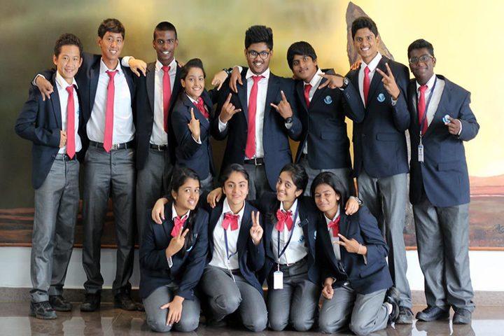 Ebenezer International School-Students of School