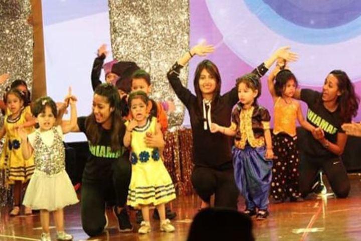 Ebenezer International School-Dance