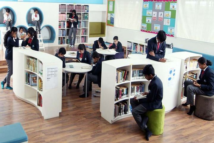 Ebenezer International School-Library