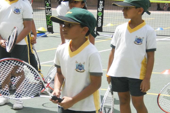 School Badminton