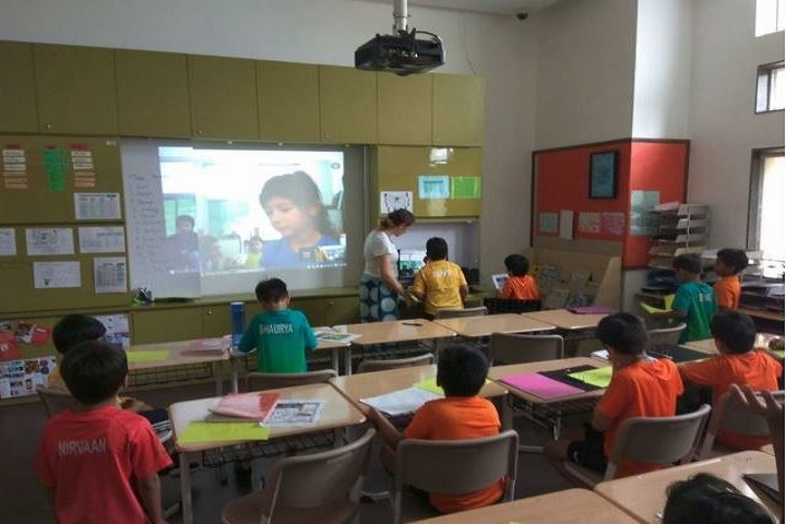 Edubridge International School-Classroom