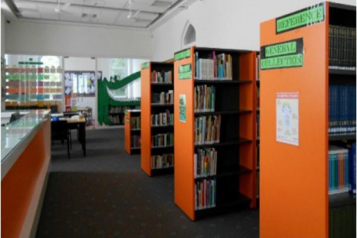 Edubridge International School-Library