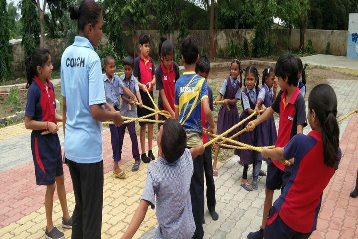 Students with Play