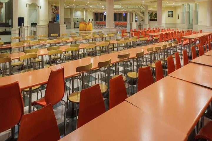 G D Goenka World School-School Cafeteria