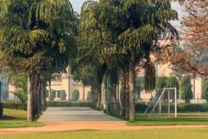 G D Goenka World School-Campus Ground