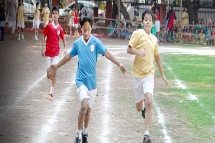 Race Competition in School