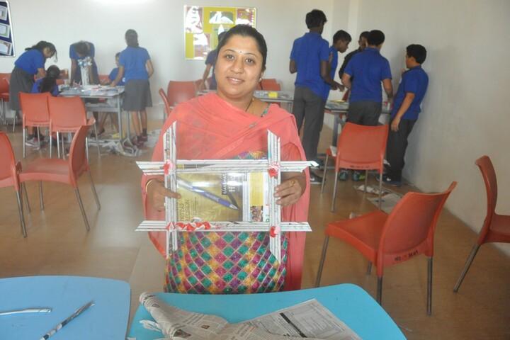 Hiranandani Upscale School-Arts And Craft