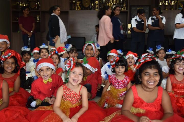 Hiranandani Upscale School-Christmas Celebration