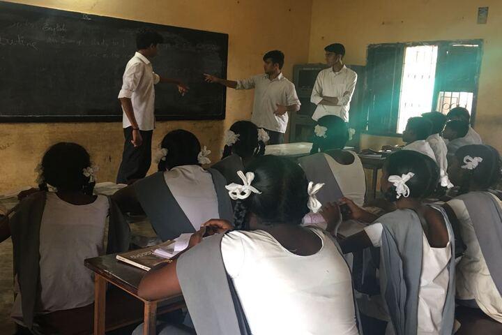 Hiranandani Upscale School-Class Room