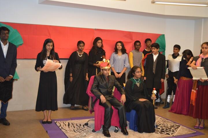 Hiranandani Upscale School-Events