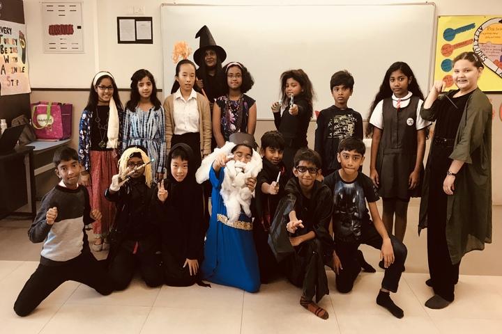 Hiranandani Upscale School-Fancy Dress