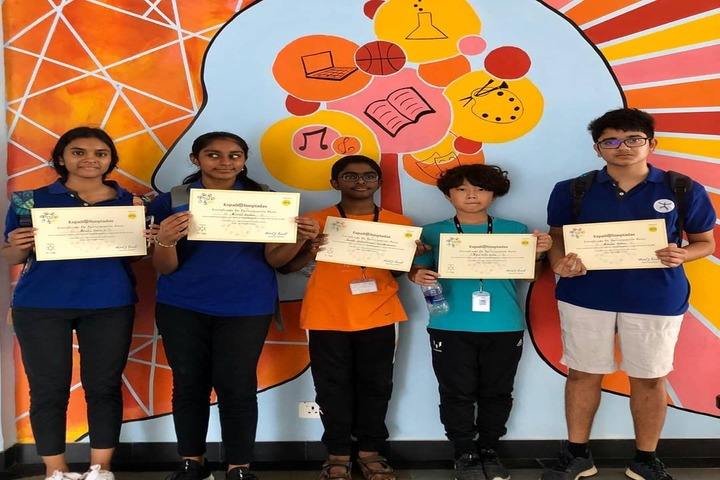 Hiranandani Upscale School-Competition