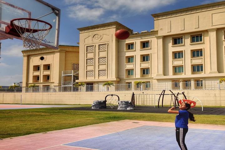 Hiranandani Upscale School-Basketball