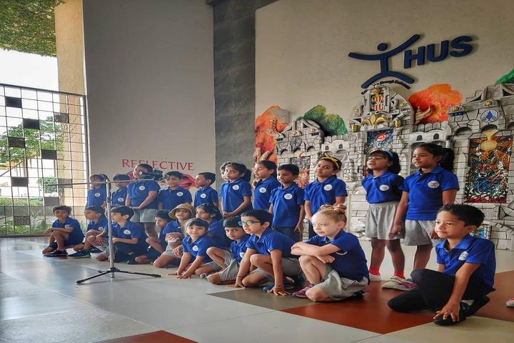 Hiranandani Upscale School-Singing