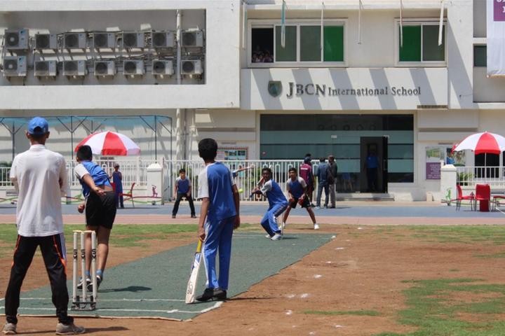 JBCN International School-Sports Ground