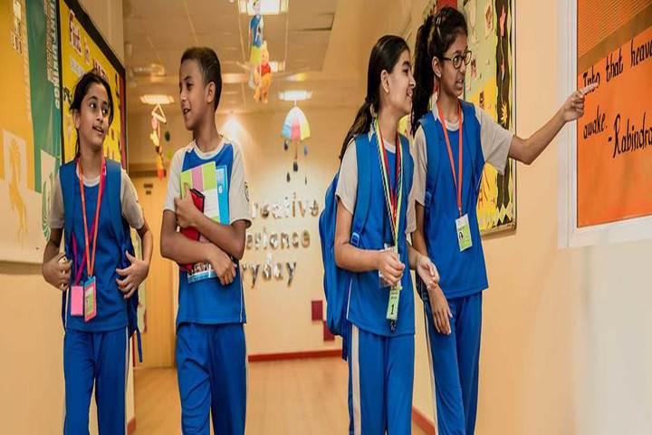 JBCN International School-Art Gallery