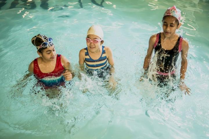 JBCN International School-Swimming Pool