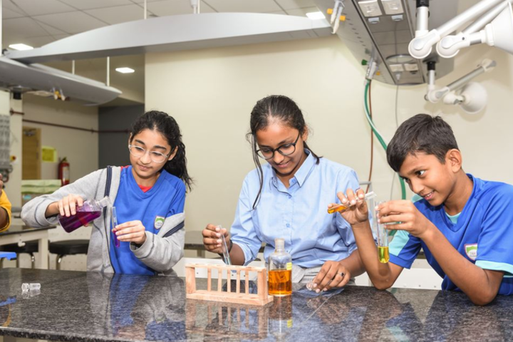 JBCN International School-Chemistry Lab