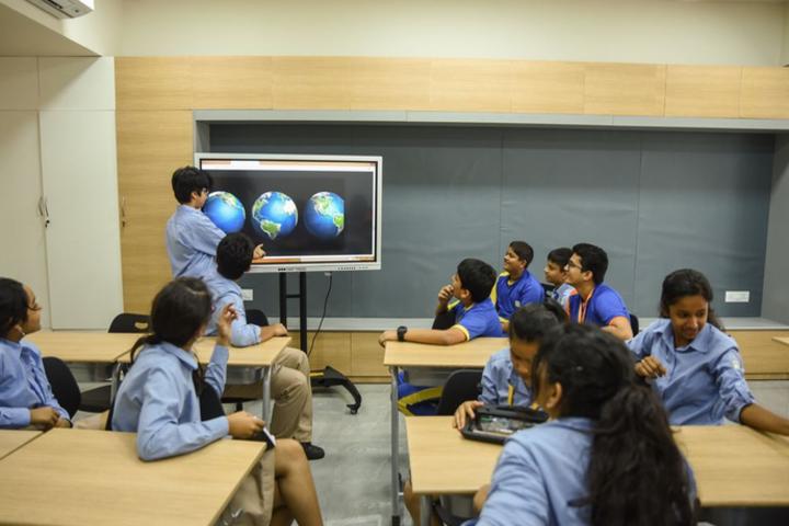 JBCN International School-Class Room