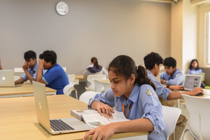 JBCN International School-Study Area