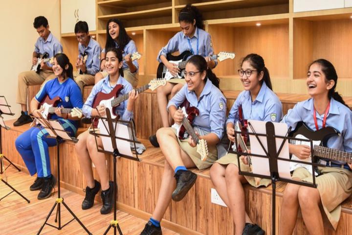JBCN International School-Music Room