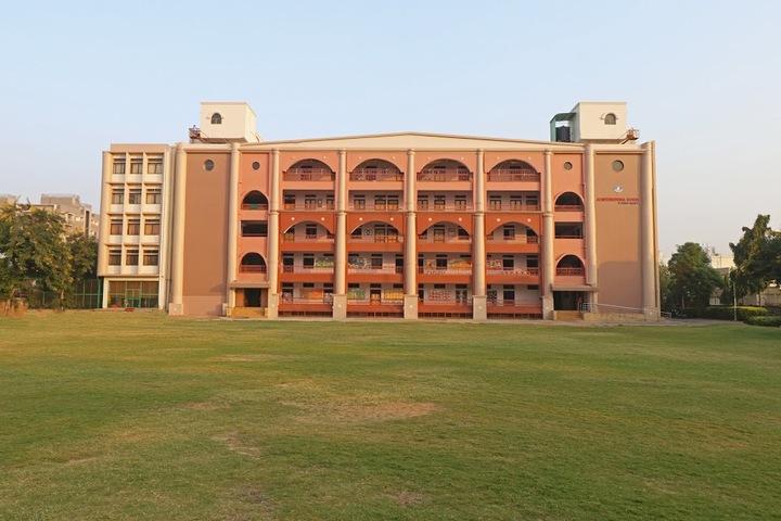 JG International School-Ground