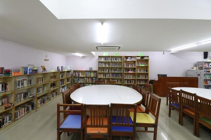 JG International School-Library