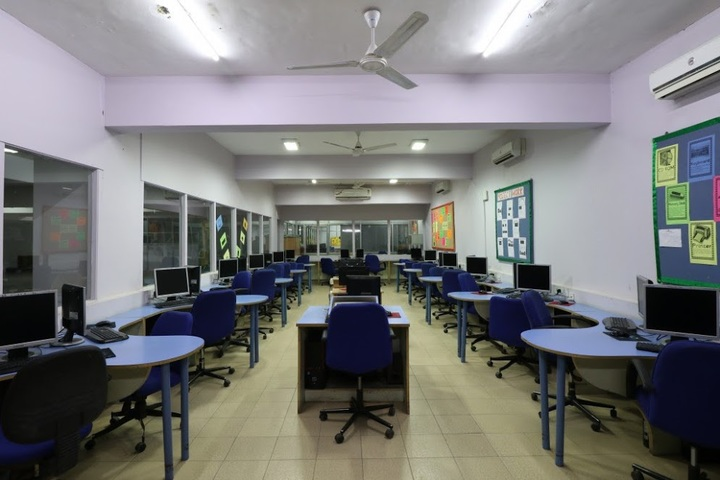 JG International School-Conference Room