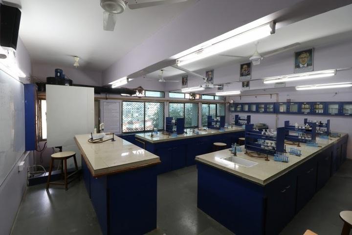 JG International School-Physics Lab