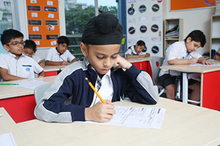 Jamnabai Narsee International School-Class Room