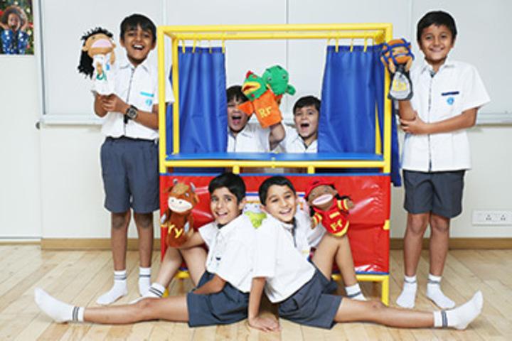 Jamnabai Narsee International School-Play Games