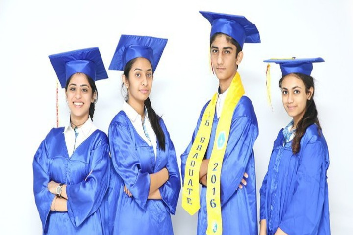 Jamnabai Narsee International School-Final Year Students