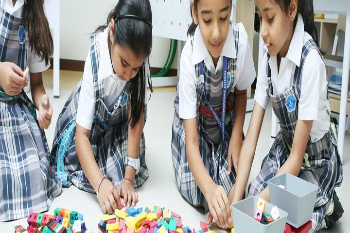 Jamnabai Narsee International School-Arts Gallery