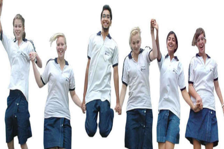 Jayshree Periwal International School-Students