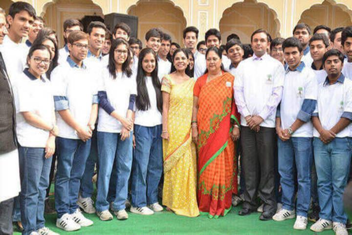 Jayshree Periwal International School-Event