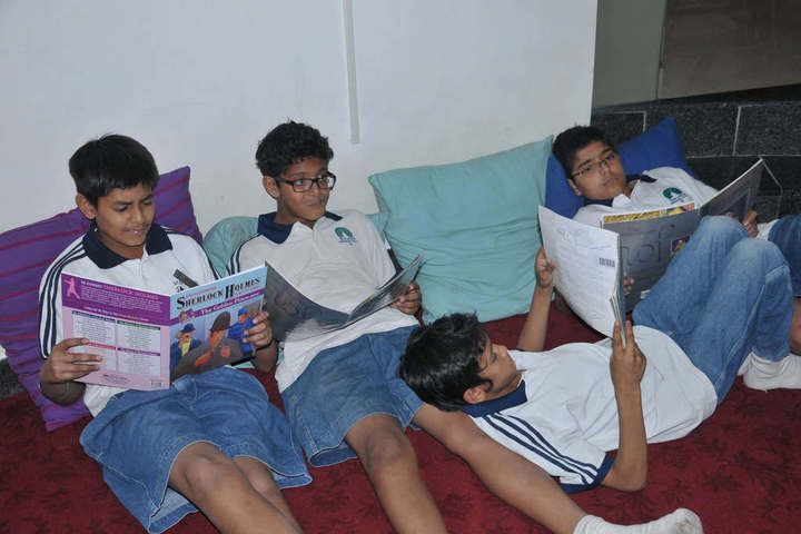 Jayshree Periwal International School-Studies in Hostel
