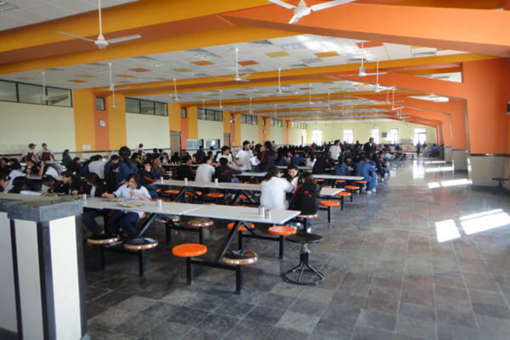 Jayshree Periwal International School-Conference Room