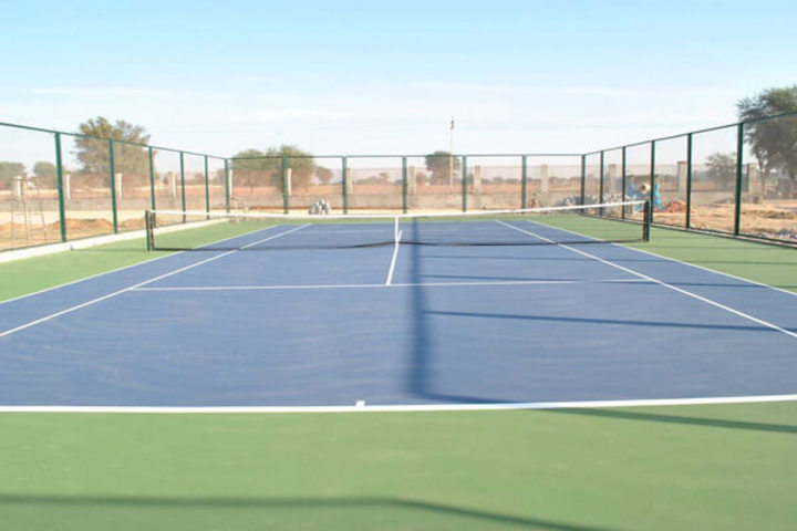 Jayshree Periwal International School-Tennis Courts