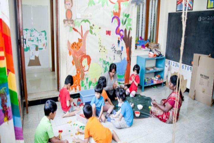 KC High-Play area