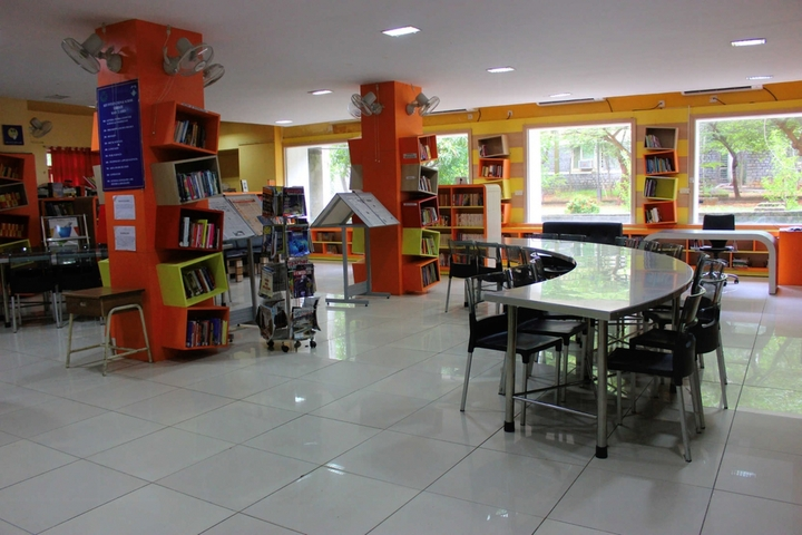 KiiT International School-Digital Library