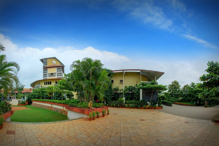 KiiT International School-School Inside View