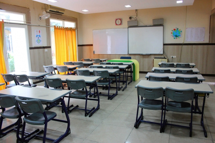 KiiT International School-Classroom
