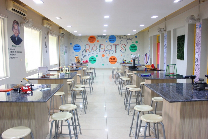 KiiT International School-Lab