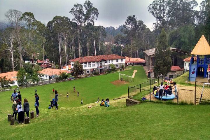 Kodaikanal International School-Play Ground