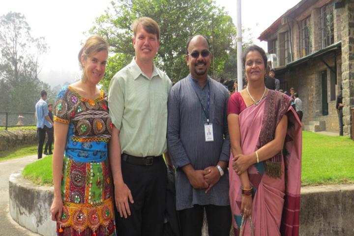 Kodaikanal International School-Staff