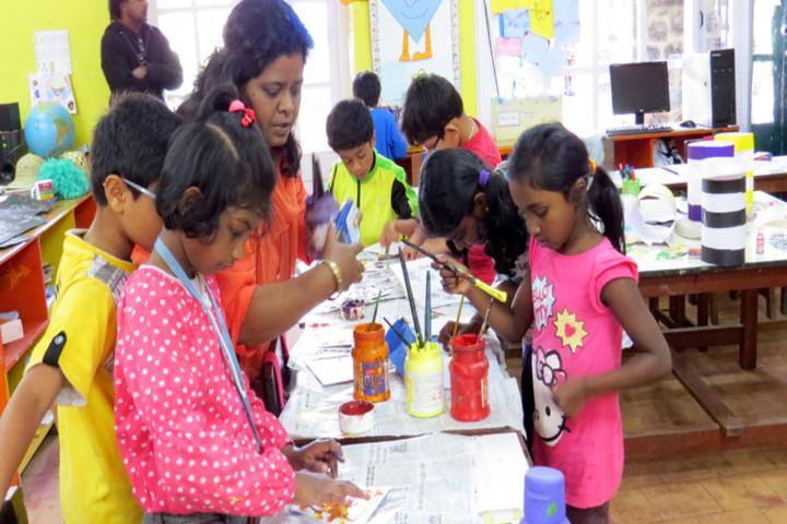Kodaikanal International School-Arts Gallery