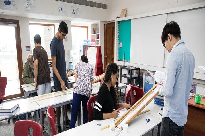 American International School, Chennai