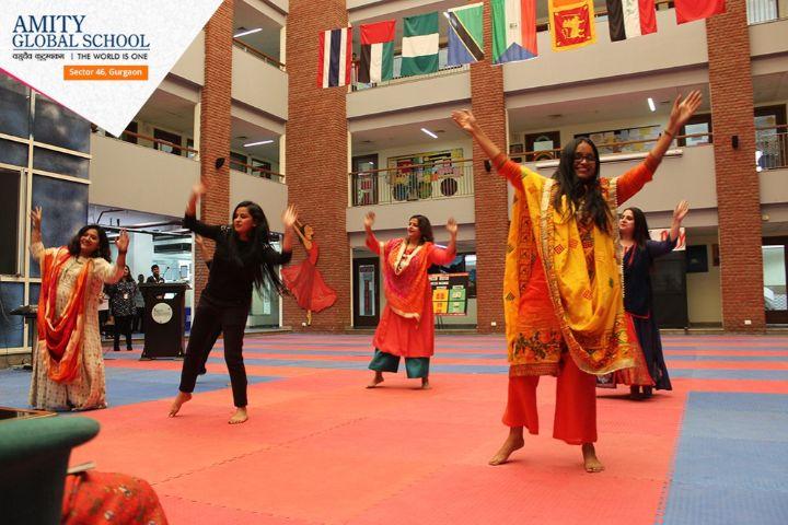 Amity Global School-Event