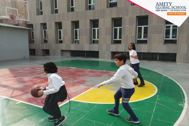 Amity Global School-Playtime