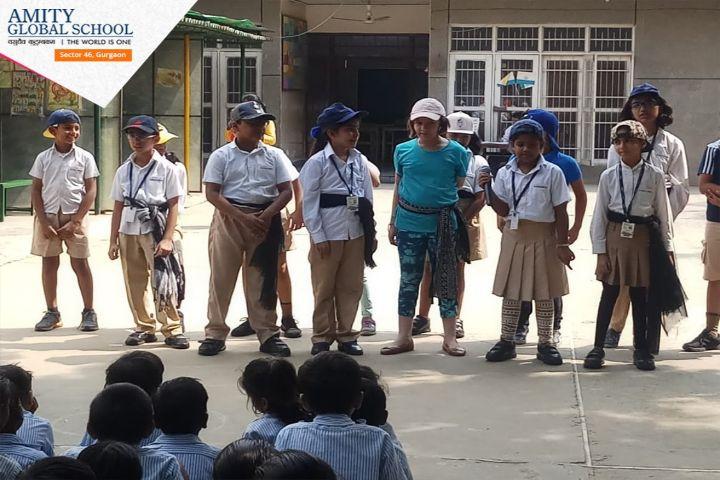 Amity Global School-Activity